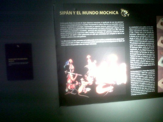 La cultura Mochica en inglés